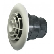 Round Diffuser with Reducing Boot
